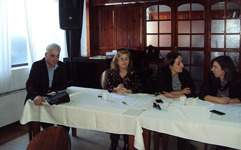Трета сесија од форумот на заедници во Охрид