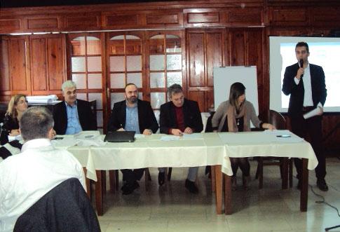 Со поддршка на UNDP и Швајцарската амбасада ќе се реконструира влезот и големата општинска сала