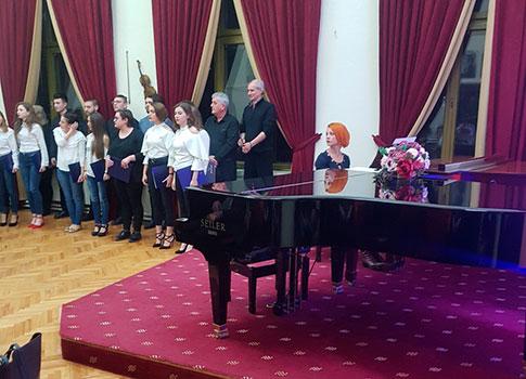 Одбележан словенечкиот културен празник – Прешернов ден во Охрид